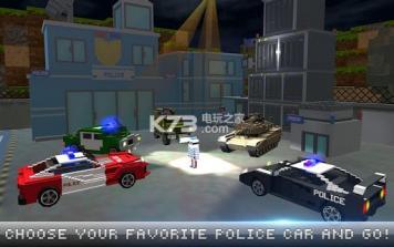 方块先生的城市警察世界 v1.4 下载