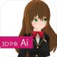 3D少女Ai安卓版下载v1.0