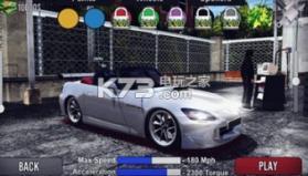 本田S2000汽车模拟器 v3.0 游戏下载 截图