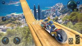 蜘蛛侠摩托特技驾驶 v1.0.5 游戏下载 截图