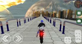 真实摩托车模拟器 v1.0 游戏下载 截图