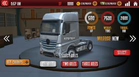 欧洲卡车司机2018 v3.5 最新版本 截图